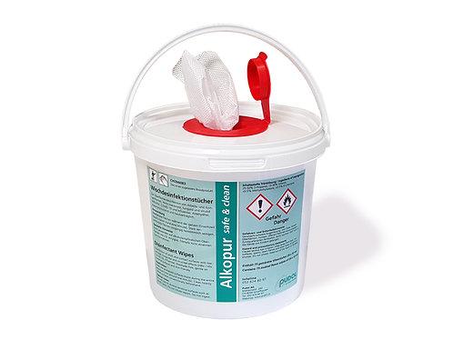 Alkopur safe & clean Wischdesinfektion