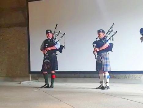 Scotland the Brave, Rowan Tree