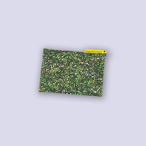 Wärmekissen Baby Tropfen grün