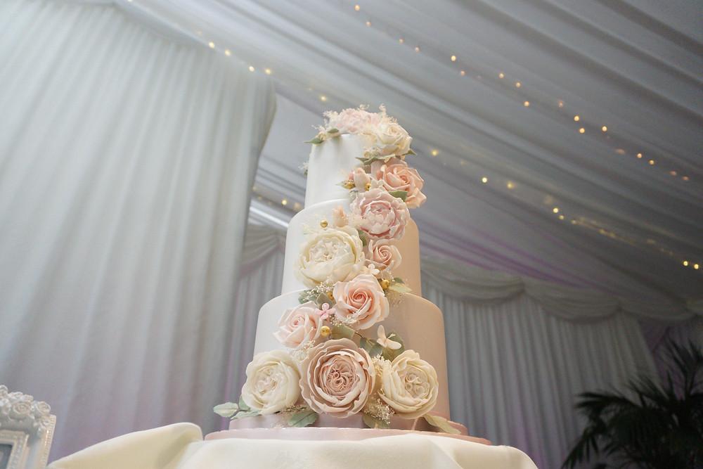 Wedding cake Inspo .