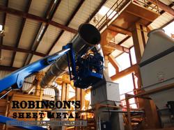 robinsons sheet metal almond 8