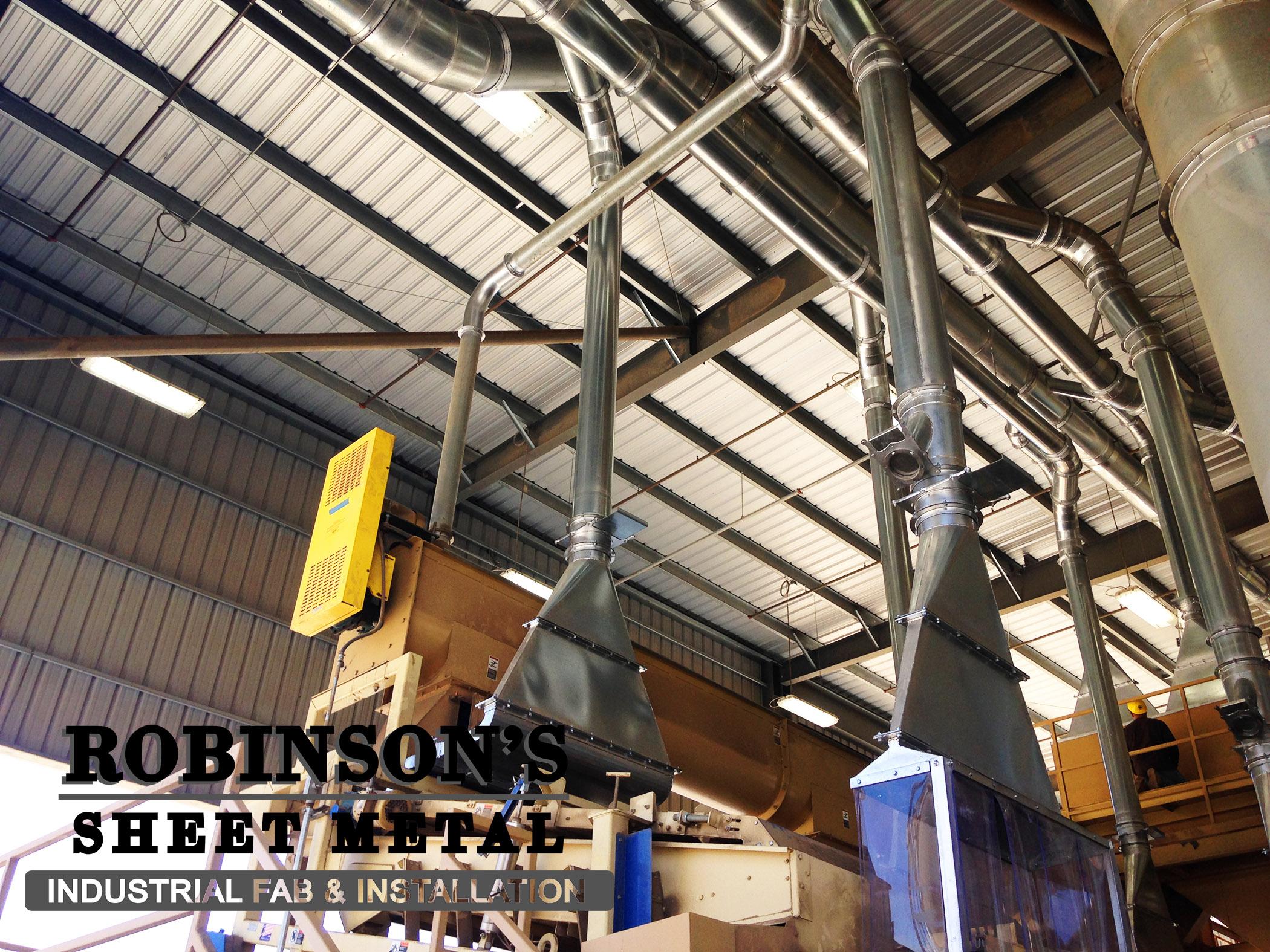 robinsons sheet metal almond 15