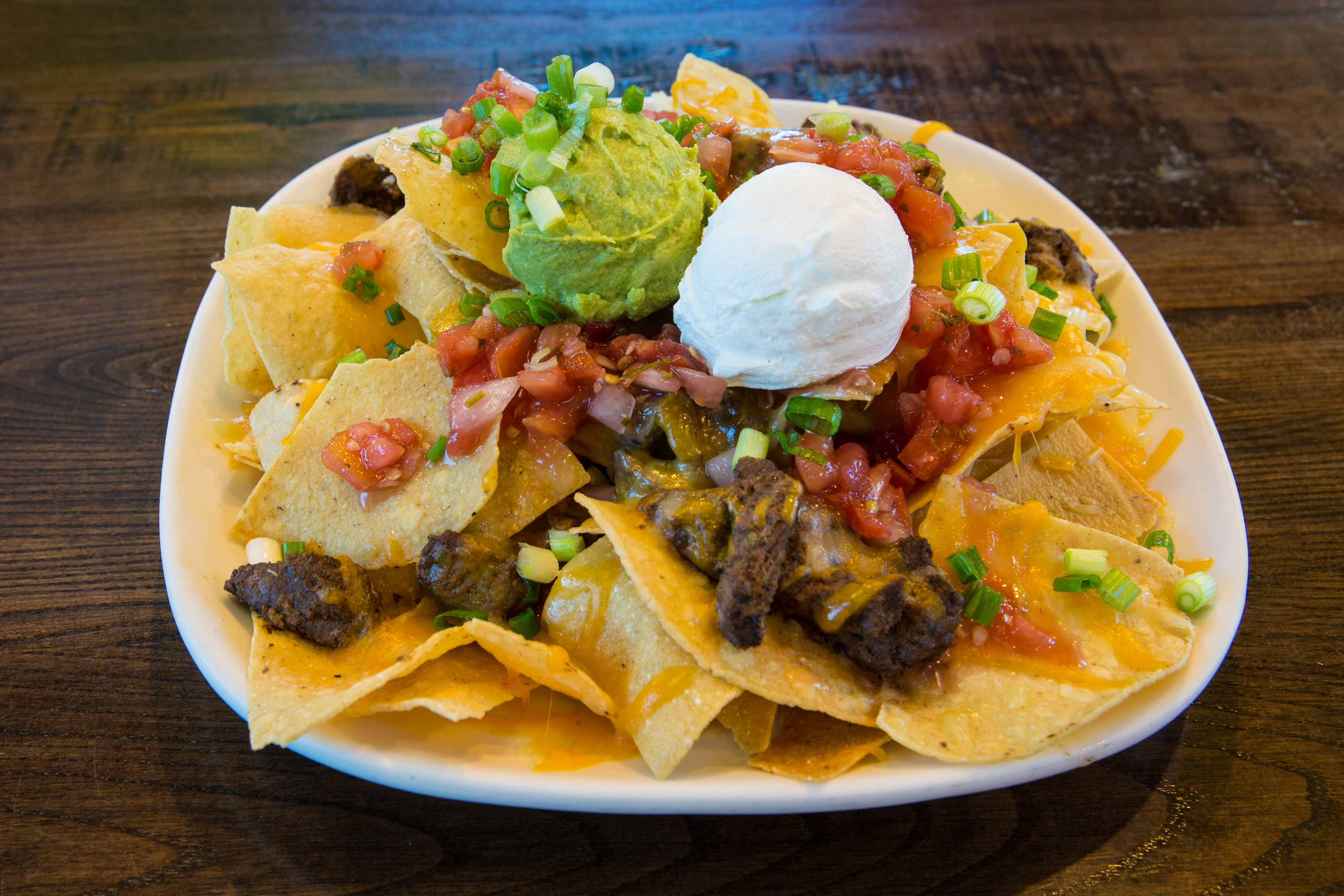 Corona Beach House-Steak Nachos