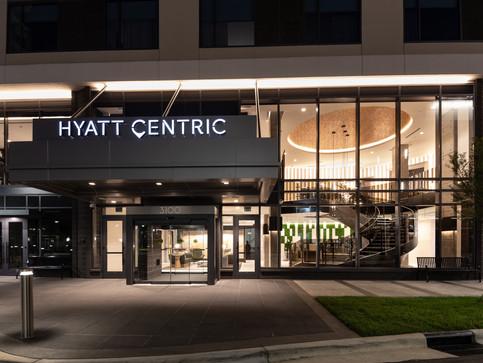 Hotel Photography - Hyatt Centric Southpark