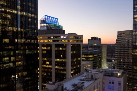 Charlotte skyline at night photo-9922.JP