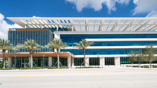 Architecture Photography - Lennar Foundation Medical Research Center