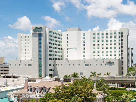 43 Building Exteriors - UHealth - University of Miami