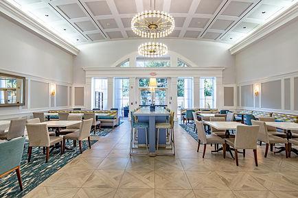 20200312-Hampton Inn Library & Great Roo