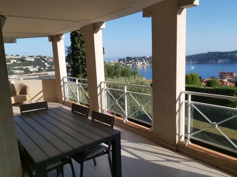 Une terrasse à Villefranche by Webdesigner06