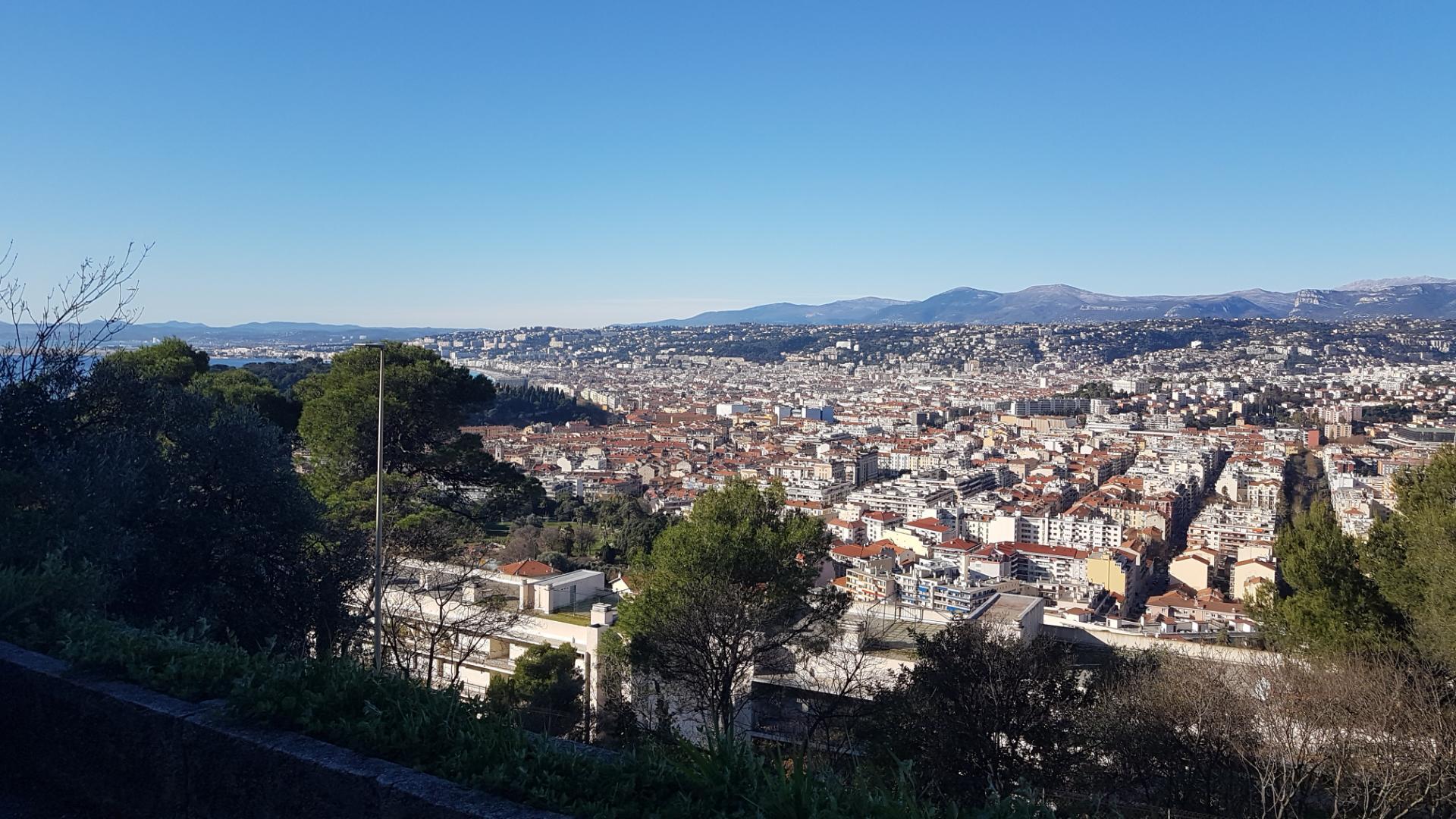 Nizza Mont Boron Appartamento 20 m²
