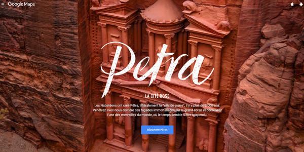 Street View Treks: Petra