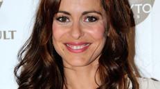 Audrey Dana dévoile les secrets de ses beaux cheveux bruns