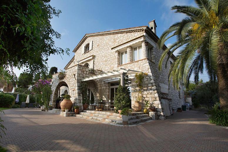 02 Villa Agence immobilière MARE NOSTRUM Villefranche/mer