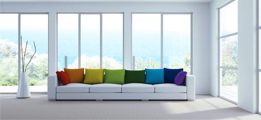Fenêtre alu SCHÜCO à Nice