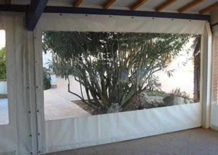 Fermeture de terrasse - FEZAI STORES