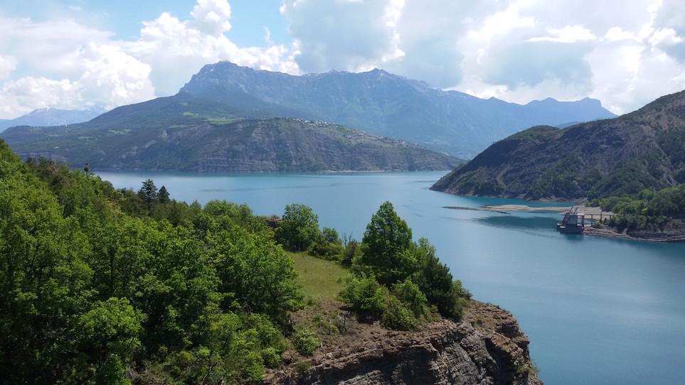 Lac de Serre Ponçon Webdesigner06