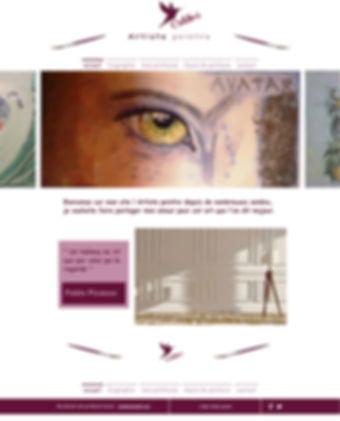 Artiste peintre by webdesigner06