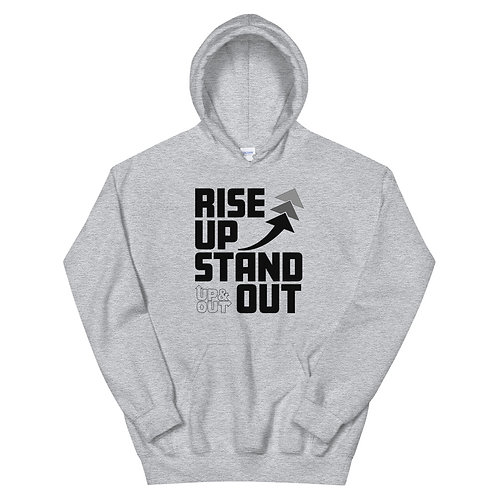 RISE UP STAND OUT Hoodie