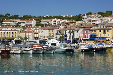 Le port de Cassis by Webdesigner06