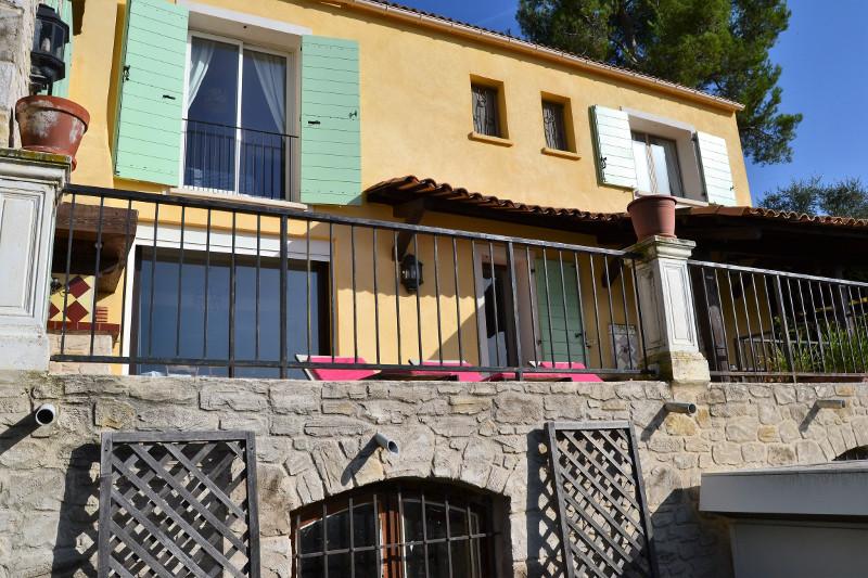 Villa Sclos de Contes 06390-Agence immobiliere MARE NOSTRUM.