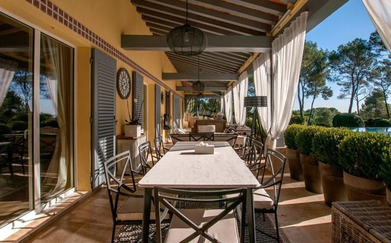 Villa à vendre à Mougins-Agence immobilière Mare Nostrum à Villefranche-sur-mer