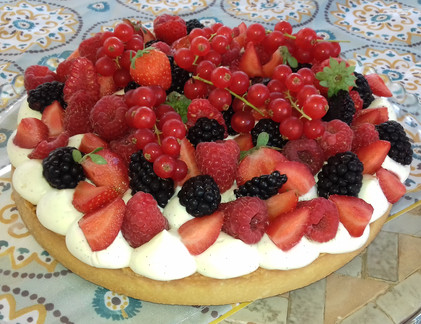 Gâteau d'anniversaire by Webdesigner06
