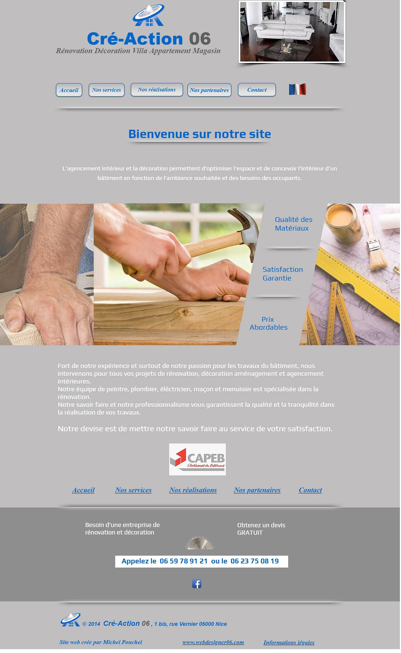Cré-Action06 by Webdesigner06