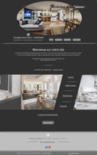 Histoires d'intérieurs by Webdesigner06