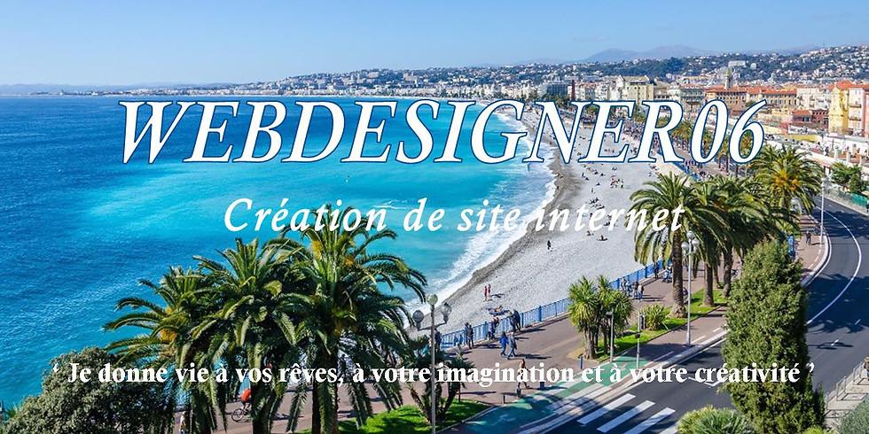 Webdesigner06, initiation 1er niveau
