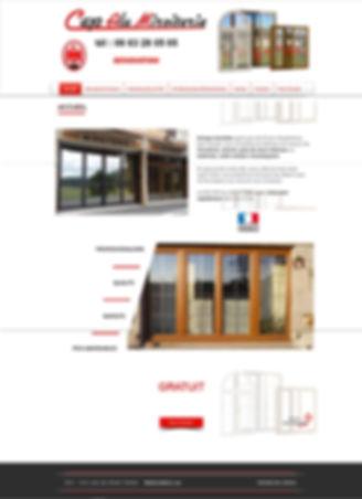 Cap Alu Miroiterie by webdesigner06