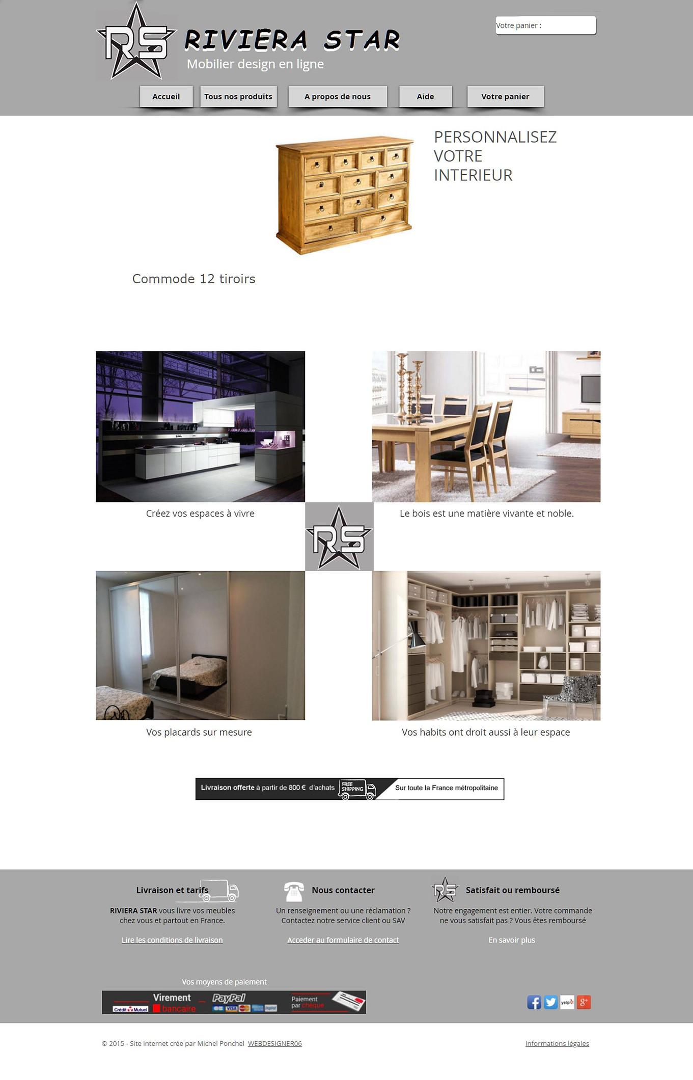 Riviera Star by Webdesigner06