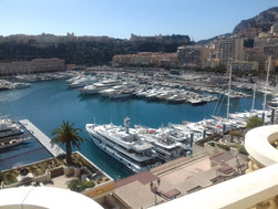 Le port de Monaco by Webdesigner06