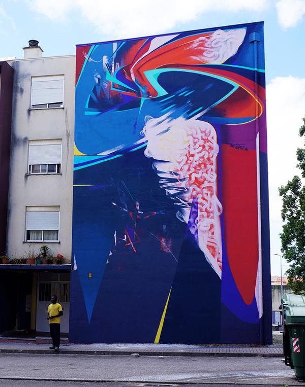 Loures Arte Publica - Lisboa - 2017
