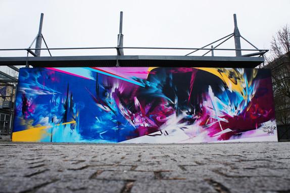 Le Mur Bordeaux - Pôle Magnetic - 2016