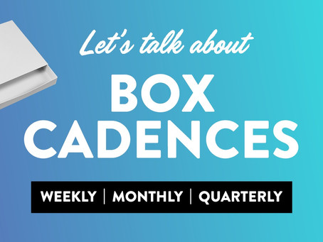 How Often to Ship Your Subscription Box