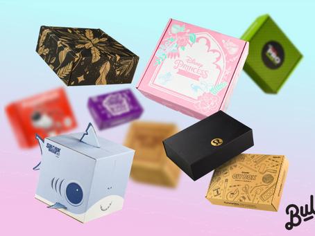 Subscription Box Design Basics