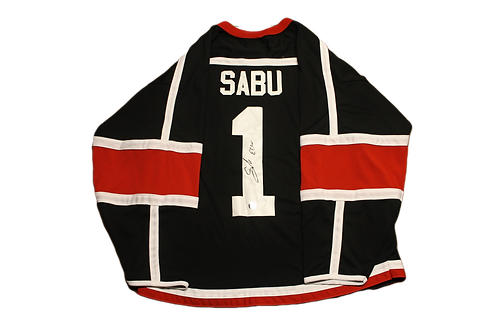 Sabu Signed ECW Hockey Jersey