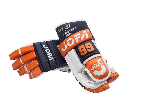 Wayne Gretzky Signed JOFA Glove