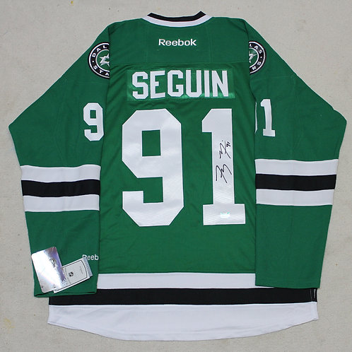 Tyler Seguin Signed Home Jersey