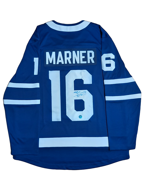 Mitch Marner Signed Fanatics Jersey