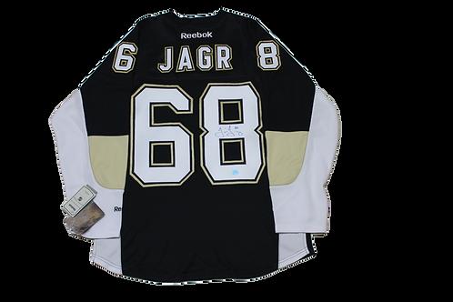 Jaromir Jagr Signed Jersey