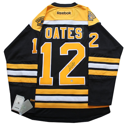 Adam Oates Signed Home Jersey