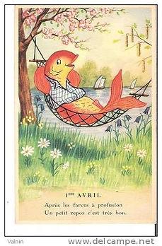 poisson d'avril humour