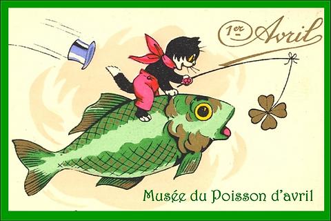 poisson d'avril musée