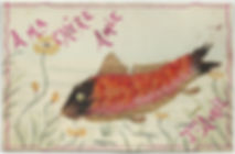 poisson d'avril amour amitié