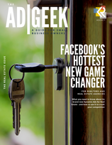 The Ad|Geek: Facebook's Hottest New Game Changer (For Real Estate)