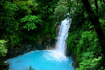 waterfall tours playas del coco costa rica