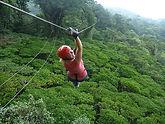 ziplining in guanacaste costa rica