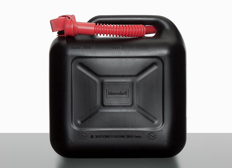 Fuel canister, 10,0 liter