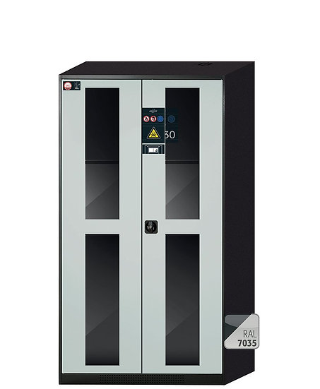 Cabinet for chemicals CS-CLASSIC-GF modelCS.195.105.F.WDFW